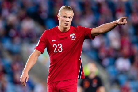 La cutite pentru Haaland! City si United se lupta pentru semnatura atacantului norvegian