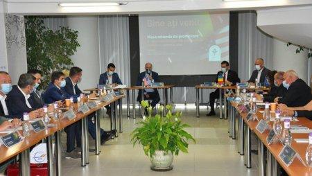 Masa rotunda de promovare a oportunitatilor de cooperare romano-americane la <span style='background:#EDF514'>CAMERA DE COMERT</span> si Industrie Brasov