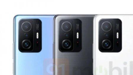 Primele imagini cu Xiaomi 11T, noua serie de telefoane performante ale companiei