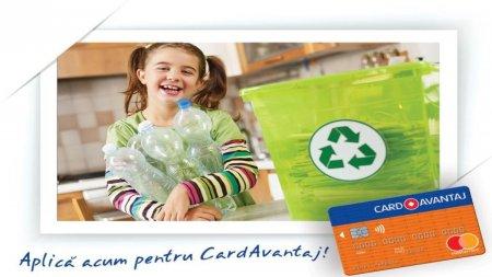 Salvam planeta daca reciclam