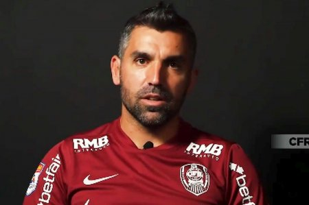 Juan Emmanuel Culio, primele cuvinte dupa revenirea la CFR Cluj: Nu am vrut sa zic, dar de asta am plecat anul trecut