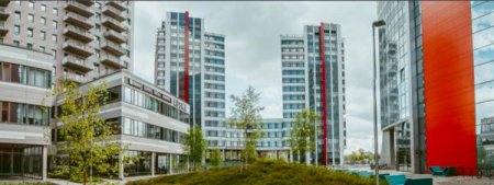 Hanner Group a vandut componenta de birouri a proiectului Jaun and #257; Teika din Riga catre fondul de investitii EfTEN, pentru 131 de milioane de euro
