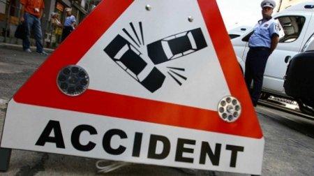 Grav accident in Romania! Salvatorii au gasit 13 raniti la fata locului. Un drum national, blocat total (FOTO)