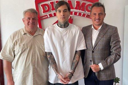 Al doilea transfer al zilei la Dinamo! A semnat fostul fotbalist al lui CSU Craiova