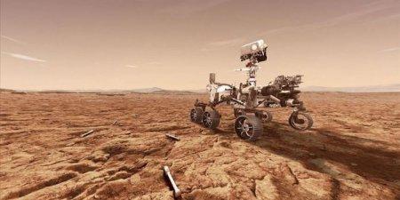 O noua misiune a Roverului Perseverence, dupa ce prima a esuat