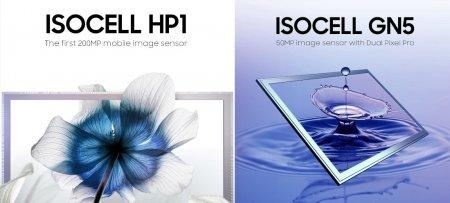 Samsung anunta ISOCELL HP1, primul <span style='background:#EDF514'>SENZOR</span> foto de 200MP pentru dispozitive smartphone