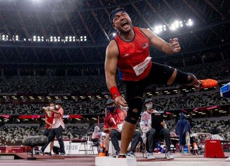 Jocurile Paralimpice: Un atlet din Malaezia, deposedat de medalia de aur pentru ca a intarziat la concurs