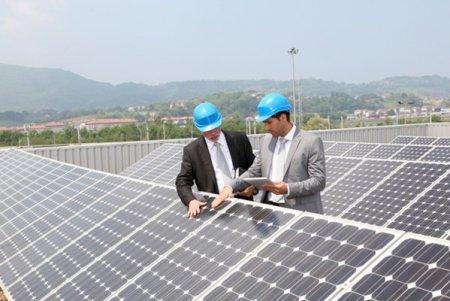 Primaria Oradea isi face centrala electrica <span style='background:#EDF514'>FOTOVOLTAIC</span>a cu fonduri norvegiene de 1,7 mil. euro