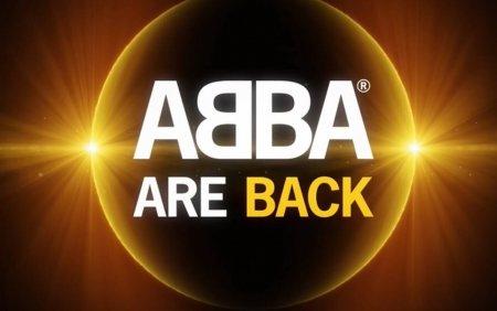 Dupa 40 de ani, ABBA lanseaza un nou <span style='background:#EDF514'>ALBUM</span>. Cand si unde va fi primul concert