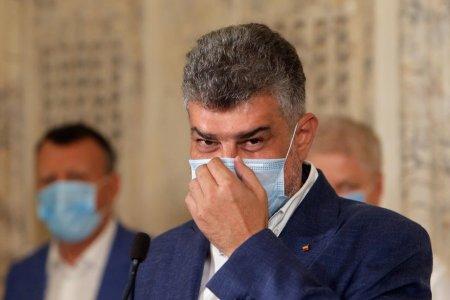 Marcel Ciolacu: Sa depuna USR si AUR motiunea si PSD voteaza