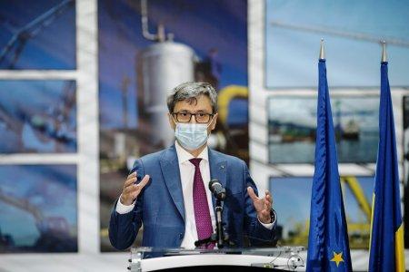 Virgil Popescu: Am cerut companiilor de utilitati sa ia masuri si consumatorii casnici sa nu mai primeasca facturi eronate