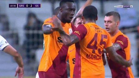 Amenda fabuloasa la Galatasaray: 150.000 de euro pentru coechipierul lui Cicaldau si Morutan!