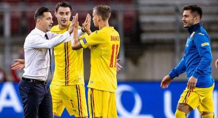 De trei puncte speranta: Romania a invins Islanda, in deplasare