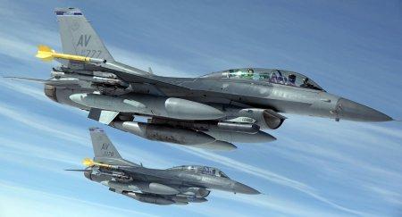 Pregatiri de razboi in Romania?! Avioane militare deasupra tarii noastre (VIDEO)