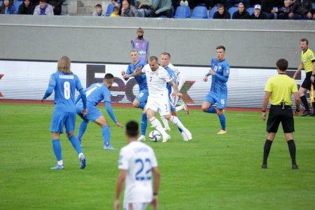 Romania invinge Islanda cu 2-0 in preliminariile Campionatului Mondial