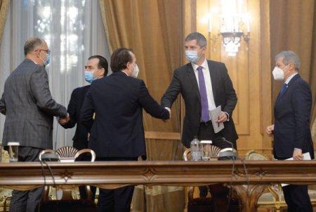 Razboiul dintre Florin Citu si USR-PLUS arunca Romania in criza politica dupa abia 8 luni de la instalarea guvernului