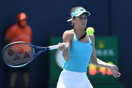 Sorana Cirstea s-a oprit in turul secund la US Open