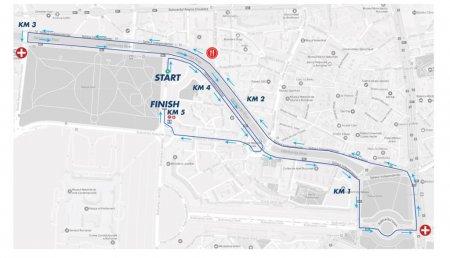 Restrictii de circulatie in Bucuresti in weekend. Pe ce strazi si bulevarde nu vor avea acces autovehiculele