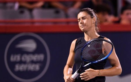 Sorana Cirstea a fost eliminata de la US Open. Bianca <span style='background:#EDF514'>ANDREESCU</span> merge mai departe