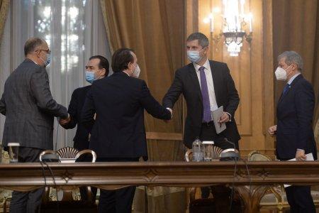 Ludovic Orban vorbeste despre ruperea coeziunii Coalitiei: Puteam adopta PNDL 3 fara un conflict