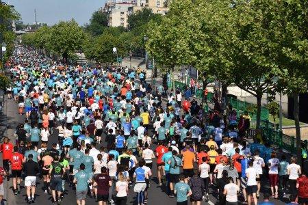Restrictionarea traficului rutier pe perioada derularii celei de-a 10-a editii a Semimaratonului Bucuresti