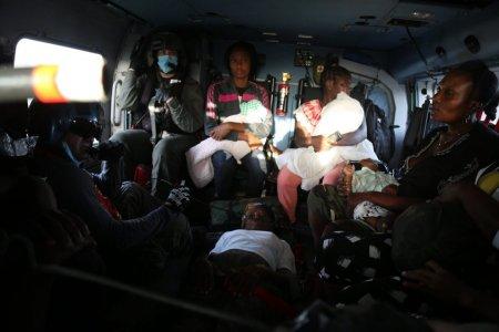 Un bebelus de 9 luni evacuat din Afganistan, mort in timpul zborului spre SUA: Rugaciunile noastre pentru familia indo<span style='background:#EDF514'>LIATA</span>
