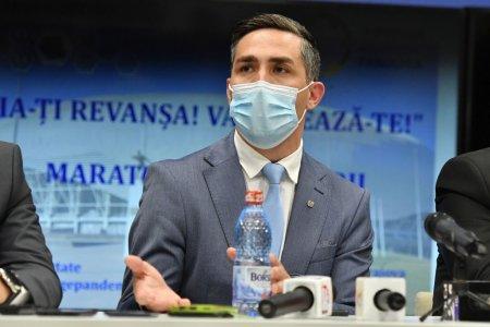 Valeriu Gheorghita, despre vaccinarile fictive: Ne delimitam complet si avem toleranta zero fata de astfel de demersuri