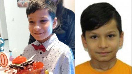 Un baietel de 10 ani din <span style='background:#EDF514'>ALBA IULIA</span> a disparut din fata blocului, mama sa crede ca a fost rapit de tata. Daca il vedeti, sunati la 112
