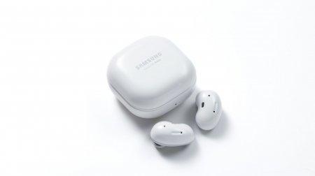 Review Galaxy Buds Live: Ce surprize ascund boabele de <span style='background:#EDF514'>FASOLE</span>de la Samsung?
