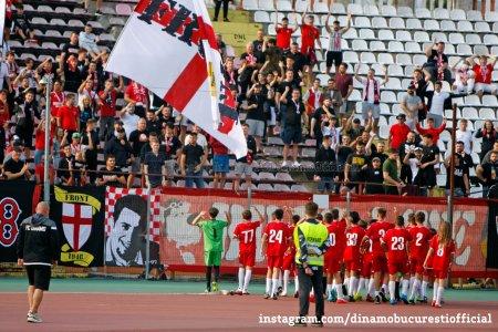 Dinamo transfera pe banda rulanta