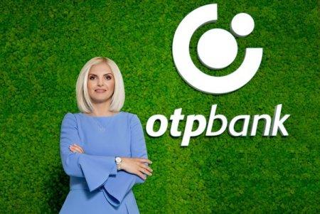 Roxana Maria Hidan, Director General Adjunct <span style='background:#EDF514'>OTP BANK</span> Romania, preia si conducerea noii Divizii de Afaceri a bancii