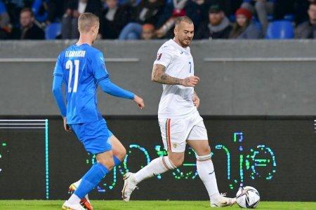 Denis Alibec l-a cucerit pe Dorinel Munteanu in Islanda - Romania 0-2: Foarte bun, mi-a placut mult