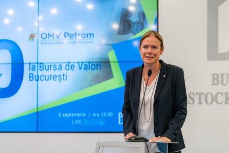 Christina Verchere, CEO Petrom, despre cel mai mare proiect energetic offshore local in plina criza politica: Romania decide pe cine pune in acele functii si noi vom colabora cu acei oameni. Avem nevoie de predictibilitate si de parteneri