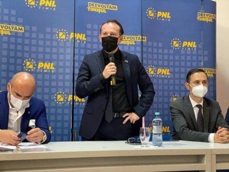 PNL face scut in jurul lui Florin Citu