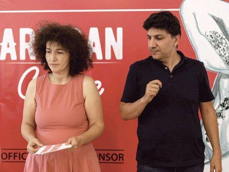 Doi antreprenori, Laura si Afshin Roshanian, investesc 50.000 de euro in organizarea unui festival al cafelei de specialitate in Bucuresti: Piata a avut o crestere mare in scurt timp