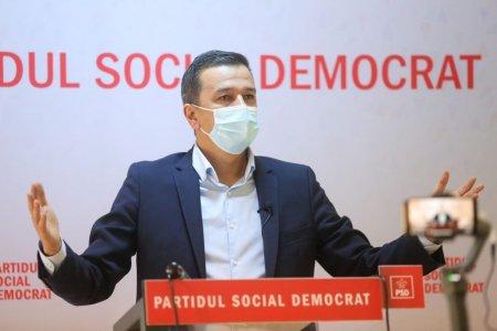 Sorin Grindeanu: PSD va vota orice motiune de cenzura impotriva guvernului Citu
