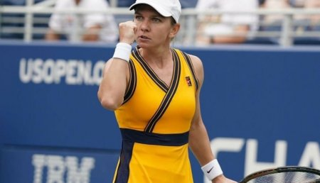US Open 2021. Simona Halep a invins-o pe Elena Ribakina si s-a calificat in turul 4
