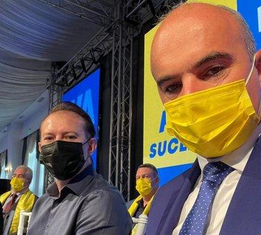 Discutii aprinse in coalitie! Rares Bogdan a explodat: Daca o fa<span style='background:#EDF514'>CEAI</span> cu mine, nu mai erai in guvern