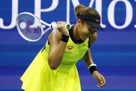 Naomi <span style='background:#EDF514'>OSAKA</span>, eliminata de o pustoaica de 18 ani la US Open!
