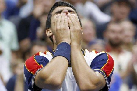 Meciul anului? Stefanos Tsitsipas, eliminat de la US Open de urmasul lui Nadal, dupa un thriller de peste 4 ore incheiat in tie-<span style='background:#EDF514'>BREAK</span>-ul decisivului!