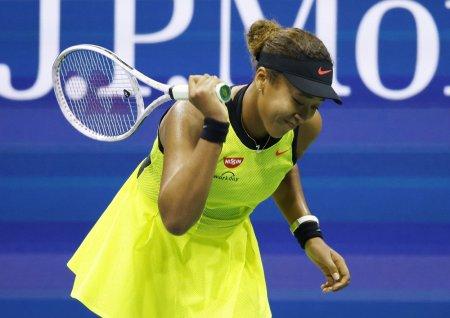 Naomi <span style='background:#EDF514'>OSAKA</span>, eliminata de la US Open de o canadianca de 18 ani. Anuntul-soc facut de campioana dupa meci