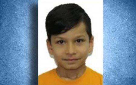 Baiatul de 10 ani care a fost dat disparut in Alba a fost gasit in Valcea