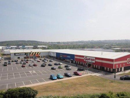 Pe o piata dominata in prezent de reminiscentele de dupa COVID-19, parcurile de retail sunt noua vedeta