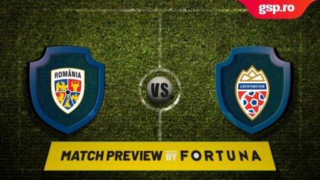 Preliminarii CM 2022 // Match P<span style='background:#EDF514'>REVIEW</span> Romania - Liechtenstein
