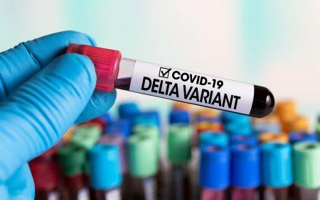 Studiu CDC: Varianta Delta nu produce <span style='background:#EDF514'>CAZURI GRAVE</span> in randul copiilor