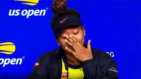 Detinatoarea titlului de la US Open eliminata in turul 3. <span style='background:#EDF514'>OSAKA</span> in lacrimi: Cred ca voi lua o pauza