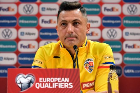 Liechtenstein e o echipa ciudata, trebuie sa fim atenti » Ce il ne<span style='background:#EDF514'>LINISTE</span>ste pe Radoi, inaintea urmatorului meci din preliminarii