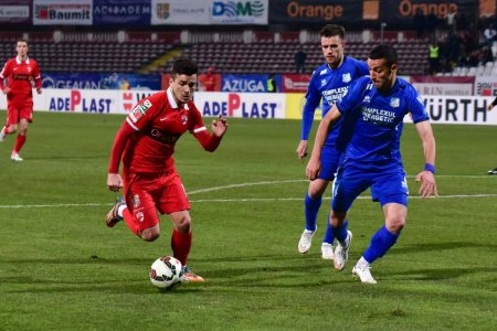 Cosmin Matei, isi anunta revenirea la Dinamo » Ce numar ar urma sa poarte mijlocasul
