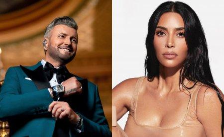 C<span style='background:#EDF514'>ATALIN BOTEZATU</span> va colabora cu Kim Kardashian si echipa ei. Au fost foarte impresionati de cariera mea