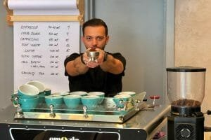 Mihai Morar si-a deschis a patra cafenea! Nu vad asta ca un business ci un loc in care inca lumea socializeaza in mediu real